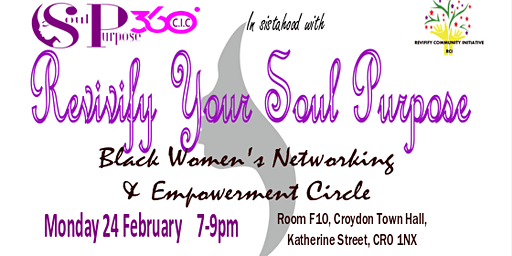 Revivify Your Soul Purpose - Black Women's Network