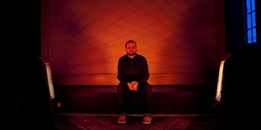 Matthew Herbert makes music