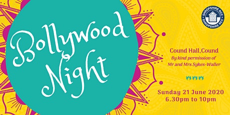 Bollywood Night Charity event tickets