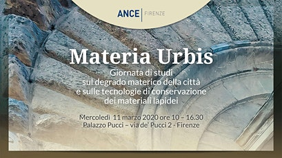 Materia Urbis tickets