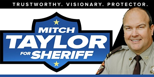 Mitch Taylor for Sheriff Fundraising Rally - The Venue