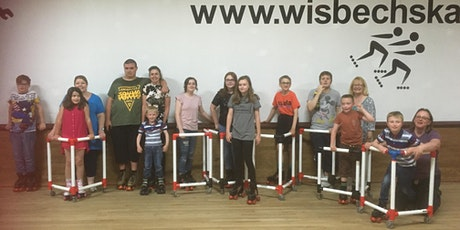 **MEMBERS OF NAS WEST NORFOLK ONLY** Skaters Roller Skating tickets