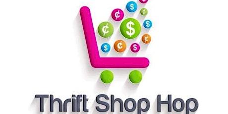 CJ's Thrift Shop Hop tickets