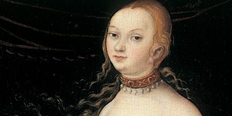 Contemporaries at Colnaghi: Cranach, Von Lenkiewicz and Partington tickets
