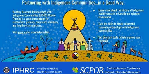 Building Research Relationships with Indigenous Communities training module