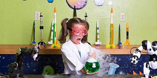 Atelier science en folie / Mad Science Workshop (présenté en français)