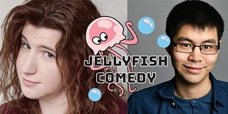 Jellyfish Comedy: Flip Me Over and Pour Syrup On Me tickets