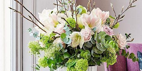 Spring Flower Workshop with Jill Robinson