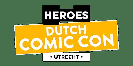 Speeddate event tijdens DCC 2020 tickets