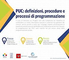 I Progetti Utili alla Collettività (PUC): definizioni, procedure e processi di programmazione