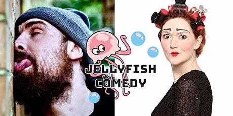 Jellyfish Comedy: Why Is It Still March tickets