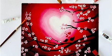 Love Birds Paint Night tickets
