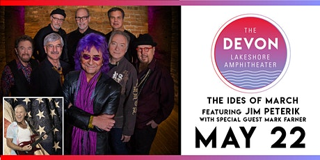 The Ides of March featuring Jim Peterik with special guest Mark Farner tickets
