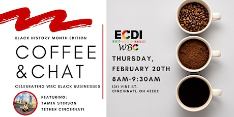 Coffee & Chat Series tickets