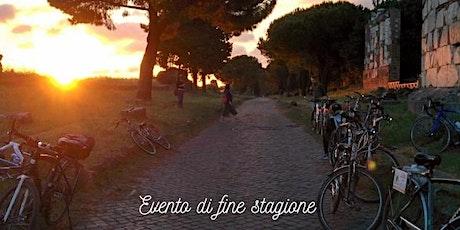 STAN BY - Pedalata al tramonto con aperitivo biglietti