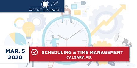 Scheduling + Time Management tickets