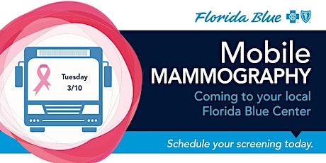 Mobile Mammography tickets