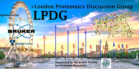 3rd London Proteomics Discussion Group Meeting tickets