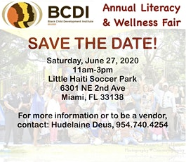Annual Literacy & Wellness Fair 2020 tickets