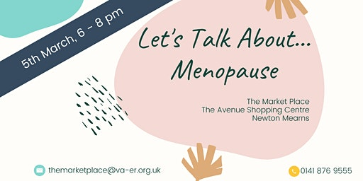 Let's Talk About...Menopause