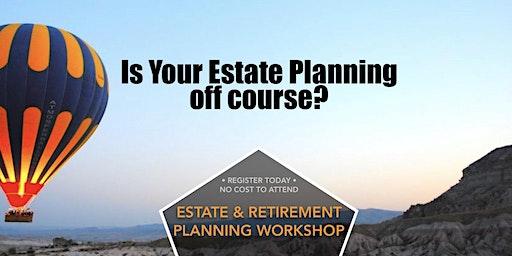 Kingston: Free Estate & Retirement Planning Workshop