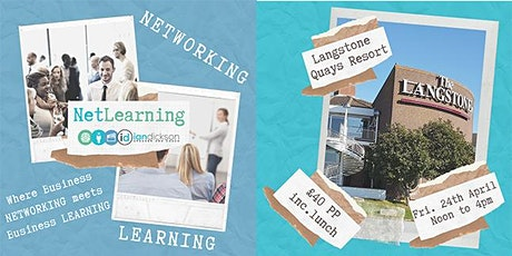 NetLearning - Where Business Networking meets Business Learning tickets