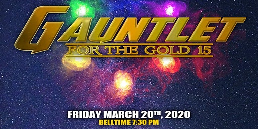 "Absolute Intense Wrestling Presents ""Gauntlet For The Gold 15"""