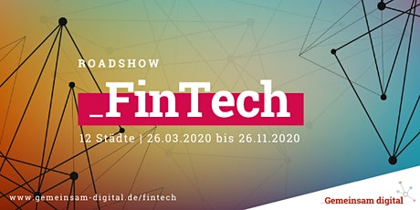 _FinTech Roadshow 2020 (Würzburg) tickets