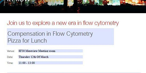 Life Technologies Seminar- Compensation in Flow Cytometry