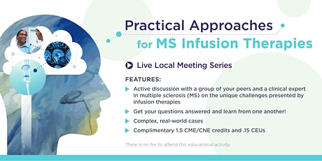 Practical Approaches for MS Infusion Therapies tickets