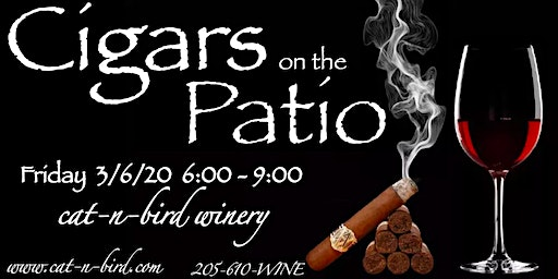 Cigars on the Patio