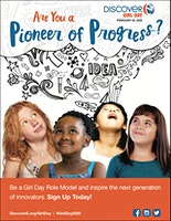 Introduce a Girl to Engineering STEM Event
