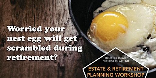 Frankfort: Free Estate & Retirement Planning Workshop