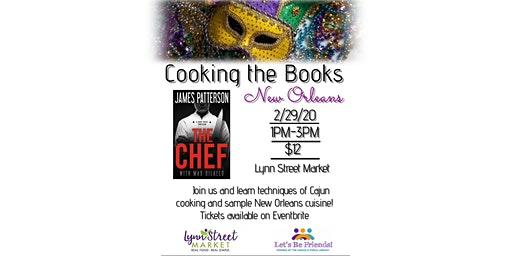 Cooking the Books: New Orleans