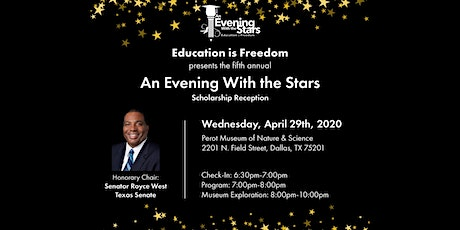 Fifth Annual Evening With the Stars tickets