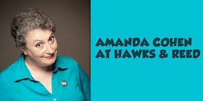 Amanda Cohen at Hawks & Reed
