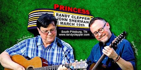 John Sherman and Randy Clepper Concert tickets