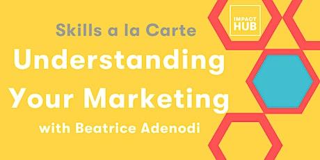 Understanding Your Marketing tickets
