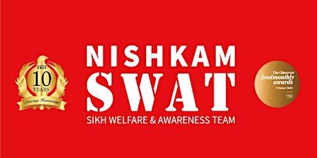 """**POSTPONED** NishkamSWAT Volunteer Training - """"Managing Challenging Behaviour"""" tickets"""