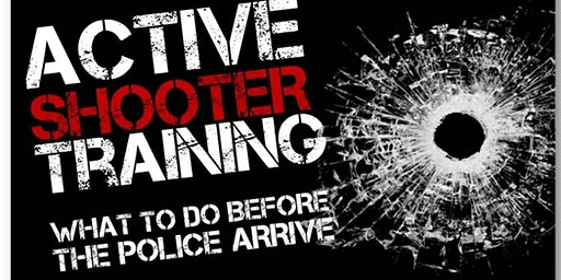Active Shooter Awareness Training - Morning Program