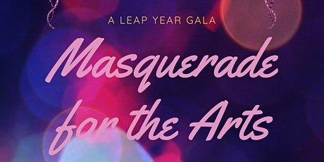 Masquerade for the Arts tickets