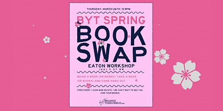 BYT Book Swap Future Is Festival Edition tickets