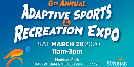 6th Annual Adaptive Sports Expo tickets
