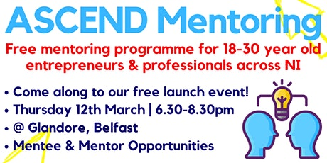 ASCEND Mentoring Launch Event tickets