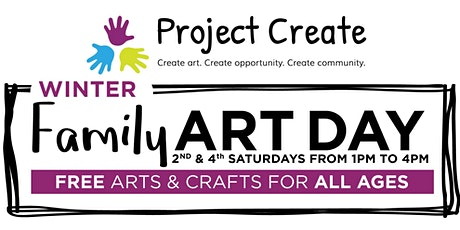 Project Create Family Art Day 2020 tickets