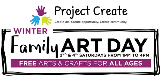 Project Create Family Art Day 2020