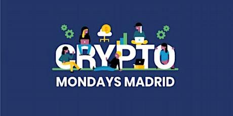 CryptoMondays Madrid 02/03/2020: Cómo gestionar tu cartera de inversión entradas