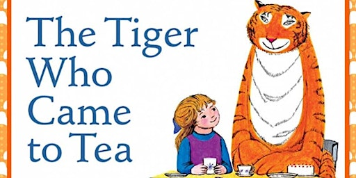 The Tiger Who Came to Tea Adventure Party 7