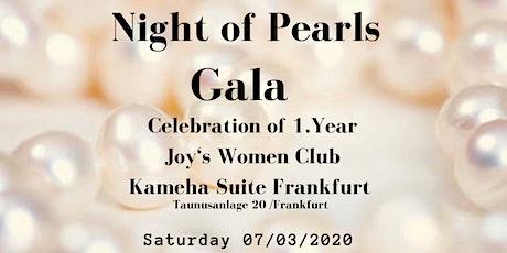 Joy's Women Club Gala Dinner in der Kameha Suite zum Weltfrauentag Tickets