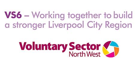 Liverpool City Region Metro Mayor VCFSE Hustings tickets